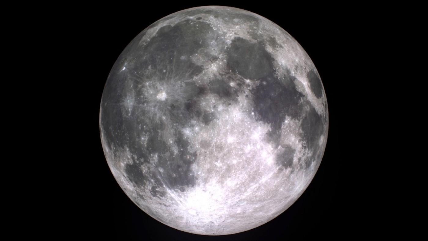 رویت غارهای اسرارآمیز و مرموز روی کره ماه + تصاویر