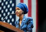 باشگاه خبرنگاران -ایلهان عمر: آمریکا باید در کمکهای مالی خود به اسرائیل تجدیدنظر کند