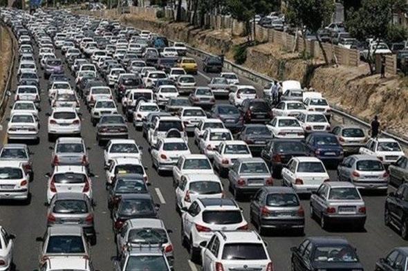 آخرین وضعیت جوی و ترافیکی جادههای کشور در بیستنهم مردادماه