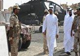 باشگاه خبرنگاران -نیروهای اماراتی از عناصر وابسته به منصور هادی در «ابین» خواستند تسلیم شوند