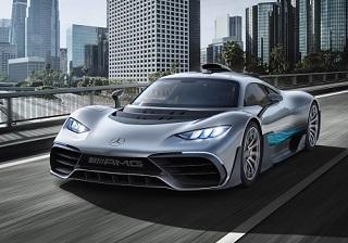 تعویق یک ساله معرفی و عرضه ابرخودرو مرسدس AMG One