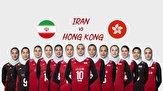 باشگاه خبرنگاران -ایران ۳ - هنگ کنگ ۰ / صعود والیبالیستهای بانوان کشورمان به یک چهارم نهایی