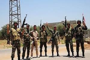 عقب نشینی تروریستها از خان شیخون و حماه