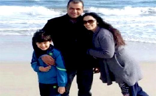 از خودگذشتگی یک معلم فداکار برای نجات جان شوهرش + عکس