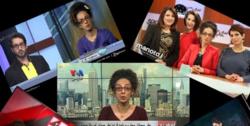 حجابی که به «خاطر یک مشت دلار بیشتر» از سر برداشته شد +فیلم