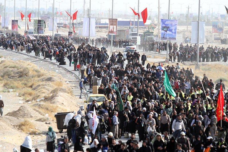 آمادگی زیر ساخت های مرز مهران برای تردد زائران
