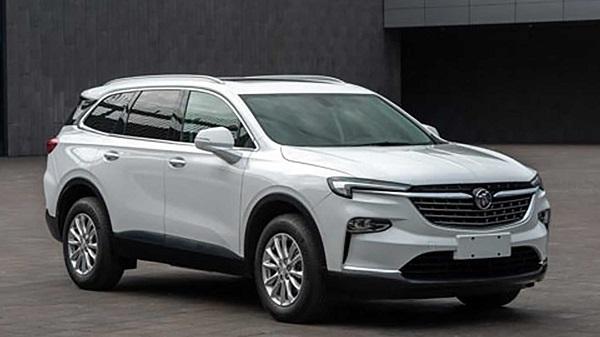 خودروی Buick Enclave، نماینده شرکت بیوک در چین +تصویر