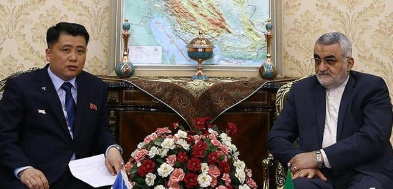 پارلمان کره شمالی خواهان توسعه مراودات با ایران در همه زمینه هاست