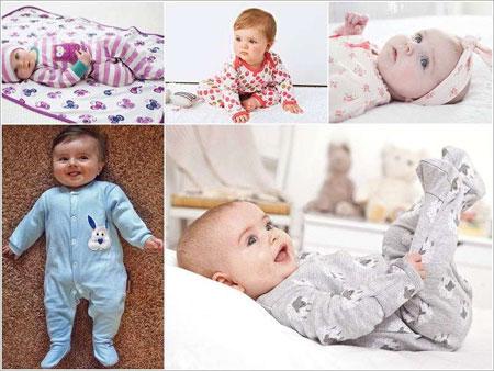 خرید لباس نوزاد چقدر هزینه دارد؟ + قیمت
