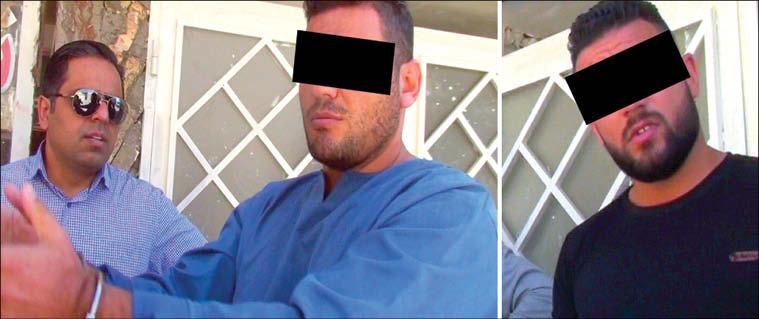 مرد ۵۲ ساله: با تبر ستون فقراتش را قطع کردم!