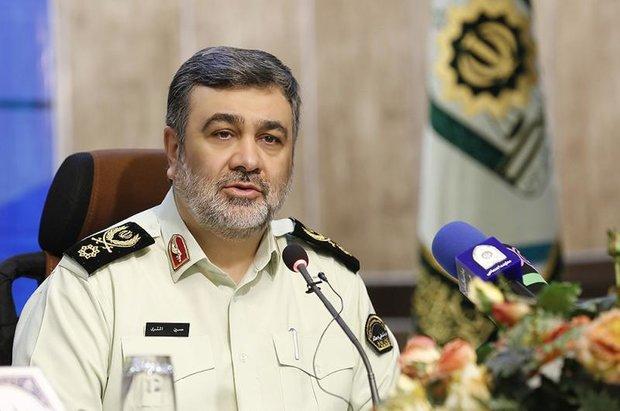 وجود ۸۰ هزار قاری و حافظ قرآن در نیروی انتظامی کشور