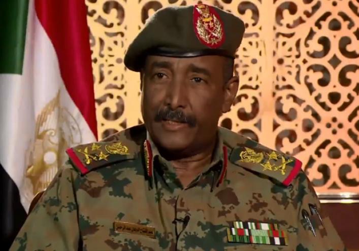 عبدالفتاح برهان رئیس شورای حاکمیتی سودان میشود