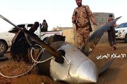 پهپاد آمریکایی MQ۹ در آسمان یمن سرنگون شد
