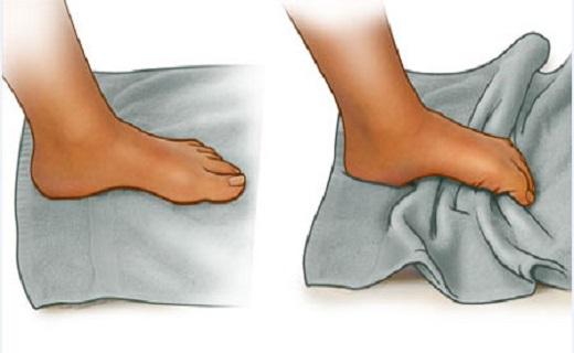 صافی کف پا تا چه سنی طبیعی است؟+تمرینات درمانی