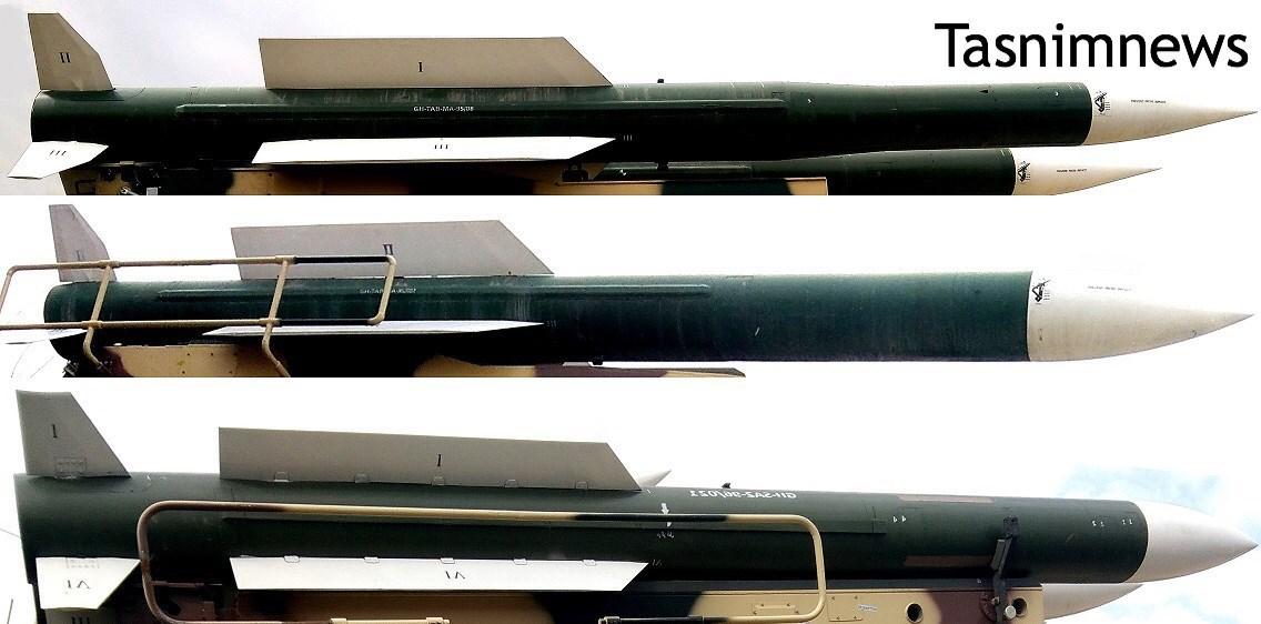 خط و نشان موشک های ایران با شکار پهپاد آمریکایی + تصاویر