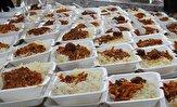 پخت و توزیع غذای نذری در روز عید غدیر خم + فیلم