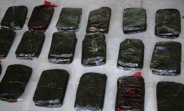 کشف ۹۰ کیلو تریاک در عملیات مشترک پلیس ۳ استان