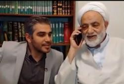 اصرار حجت الاسلام قرائتی برای ازدواج خبرنگار معروف ۲۰:۳۰ +فیلم