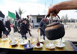 یزدیها بیش از ۳۰ موکب در پیادهروی اربعین برپا میکنند