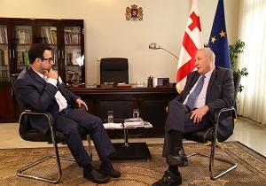 «سفیران» میزبان سفیر گرجستان می شود