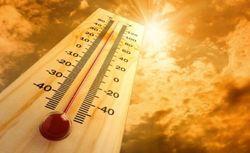 ماندگاری گرمای هوا در کردستان