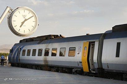 همسفر با اولین قطار گردشگری ملایر