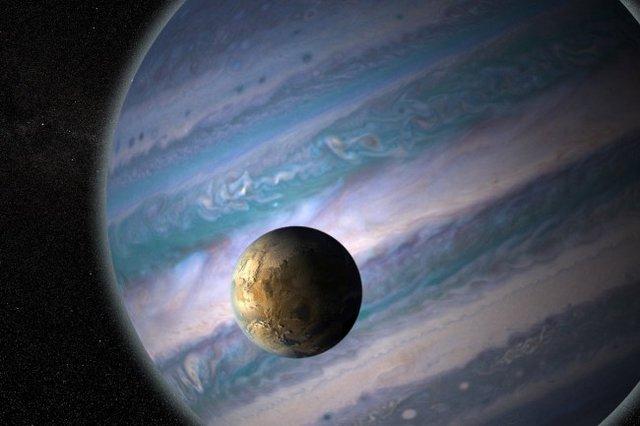 چه بلایی سر خورشید خواهد آمود/ هر آنچه باید از پلونتها چه بدانید/ حیات سوار بر سیارکی در فضا جابجا میشود