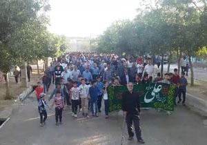 تخلیه نخالههای ساختمانی در چشمه علی دامغان!/ پخت و توزیع غذای نذری در روز عید غدیر خم + فیلم و تصاویر