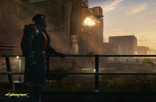 جدیدترین تصاویر منتشر شده از بازی Cyberpunk 2077