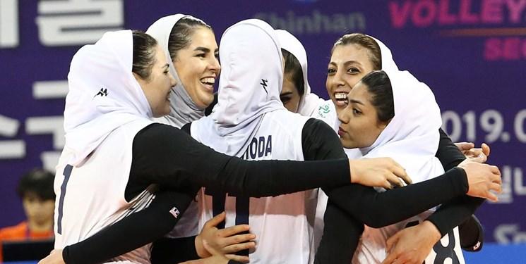 ایران - تایلند / سیامیها سومین رقیبا بانوان ایرانی در رقابتهای قهرمانی والیبال آسیا