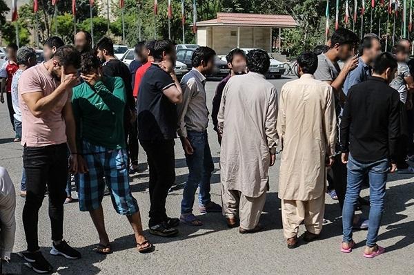 دستگیری ۱۸۸ مجرم در طرح کاشف / از سرقت با آبجوش تا تعرض به زنان