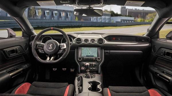 رونمایی از موستانگ شلبی GT350R با رنگبندی جدید
