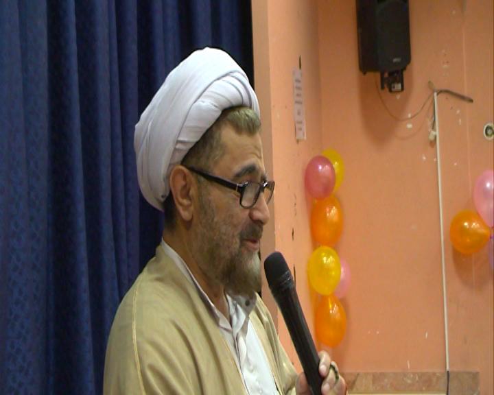 جشن غدیر  با حضور دانش آموزان بسیجی در رشت