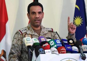 ادعای سخنگوی ائتلاف سعودی: حملات پهپادی انصارالله نشاندهنده ناامیدی آنهاست