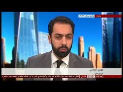 اعتراف کارشناس BBC به دروغ پردازیهای آمریکا +فیلم