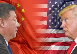 ترامپ: من برگزیده خدا برای مقابله با چین هستم!