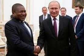 موزامبیک و روسیه توافق همکاری امضا کردند