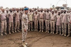درگیری مزدوران اماراتی و عربستانی در جنوب یمن