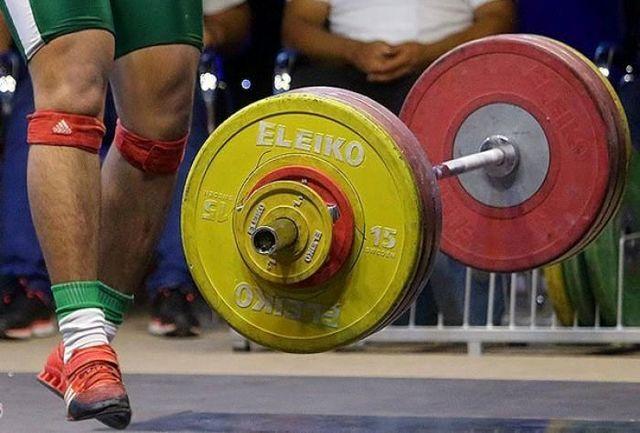 ادامه اردوی تیم ملی وزنهبرداری در مازندران برگزار میشود