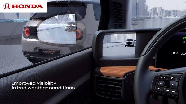 تولید اولین خودروی الکتریکی با داشبورد تمام دیجیتال از سوی هوندا +تصاویر