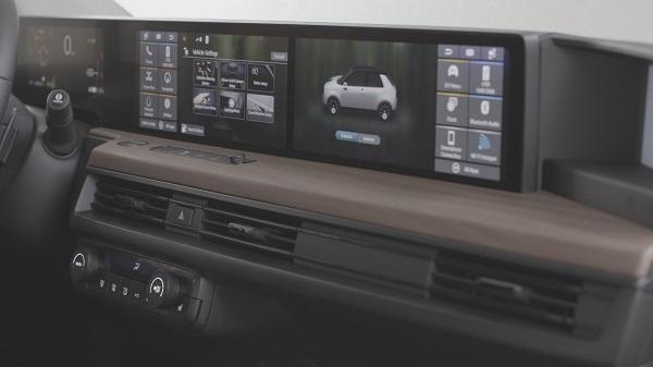 تولید اولین خودرو الکتریکی با داشبورد تمام دیجیتال از سوی هوندا +تصاویر