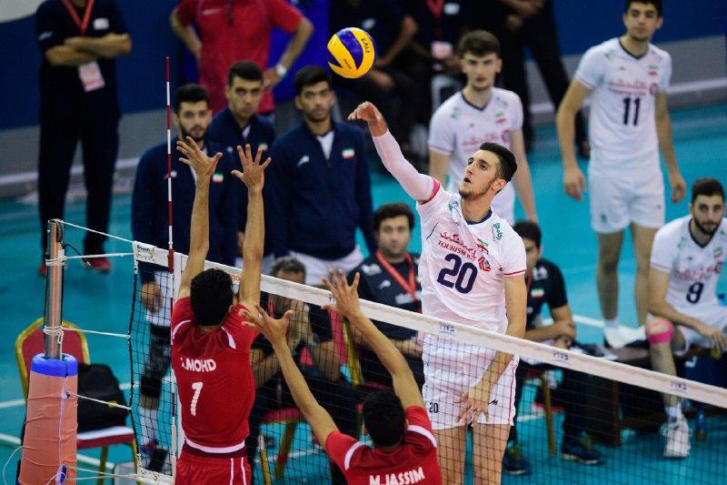 تاریخ سازی ملی پوشان جوانان والیبال ایران در رقابتهای جهانی