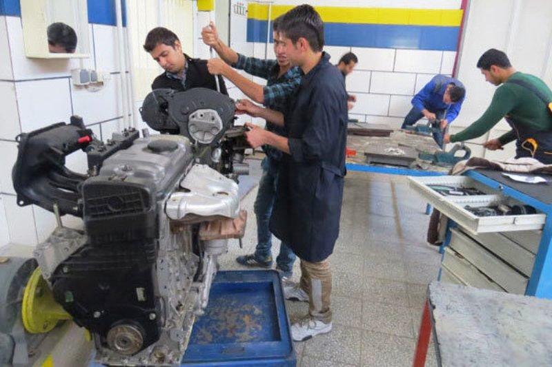 رشد بیش از ۱۴۰ درصدی آموزشهای فنی و حرفه ایی در استان مرکزی