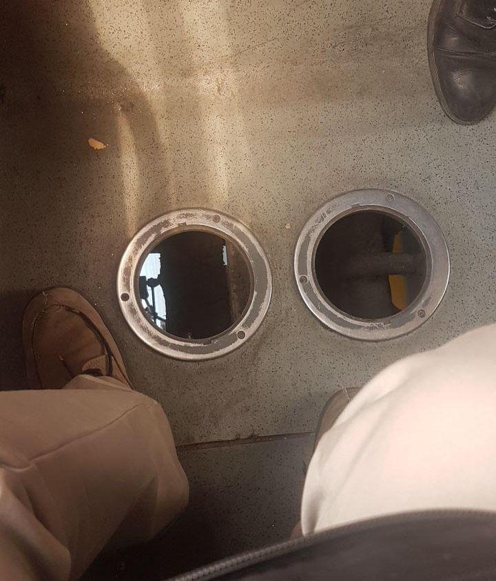 ابتلا به سرطان در همسفری با سیاه چاله های اتوبوسهای BRT
