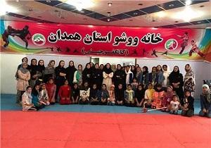 نفرات برتر ووشو دختران انتخابی استعدادهای برتر استان معرفی شدند