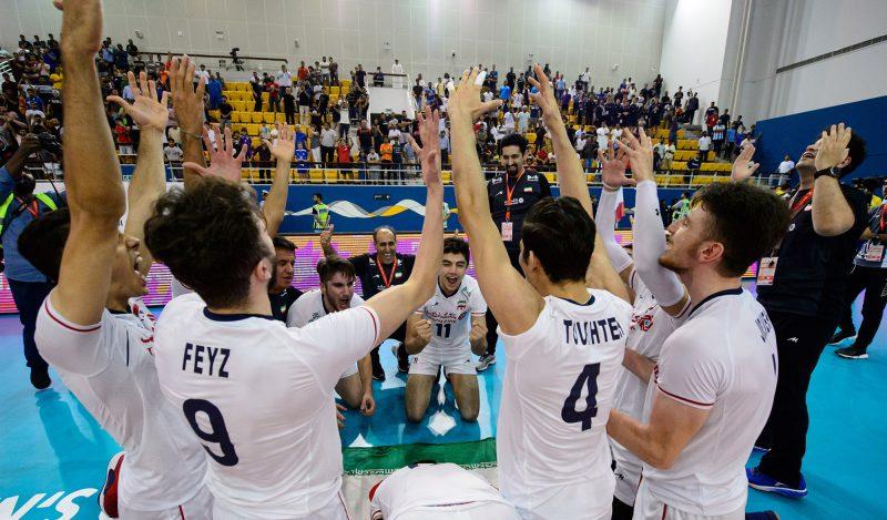قهرمانی جوانان جهان و افتخاری دیگر برای والیبال ایران