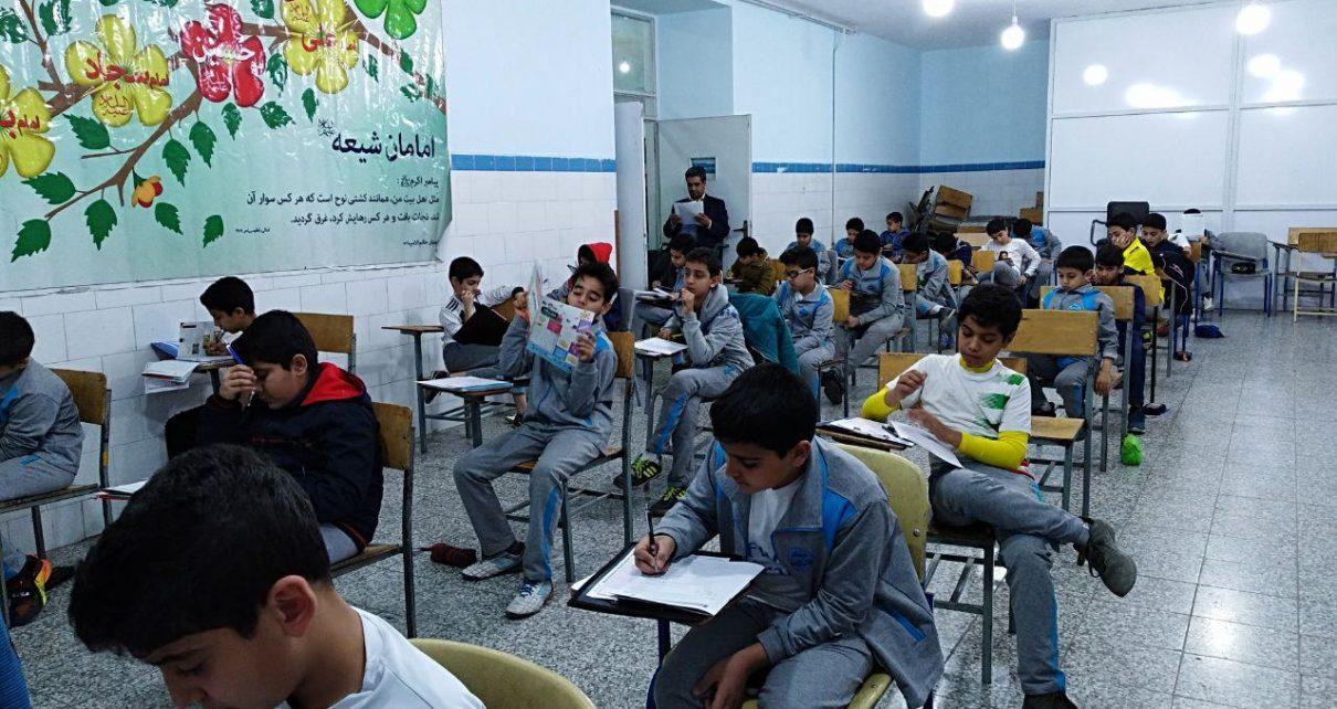 جزئیات برگزاری آزمون تکمیل ظرفیت مدارس سمپاد