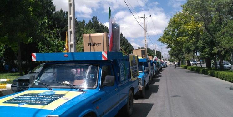 ۳ هزار نوعروس با هدیه رهبر معظم انقلاب راهی خانه بخت می شوند/طرح «مسجد احسان» در تمام کشور اجرا شد