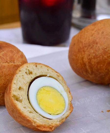باشگاه خبرنگاران -طرز تهیه رول تخم مرغ برای صبحانهای مقوی