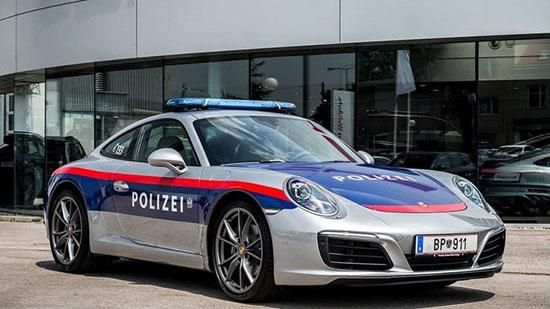 ۱۰ خودروی پلیس محبوب در جهان + تصاویر